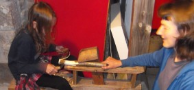 Woodwork with craftswoman Astrid Arnold